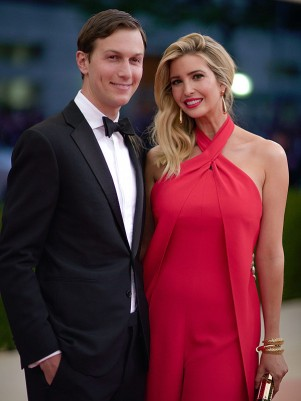 kushner-and-ivanka