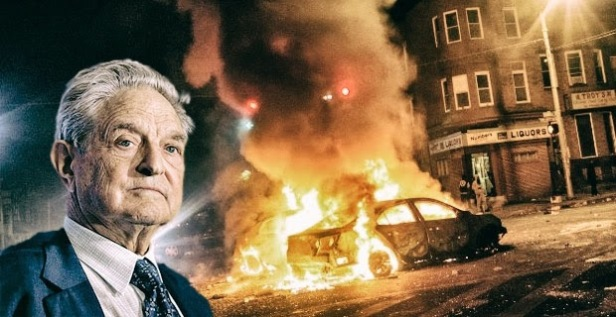 Image result for SOROS RIOTS