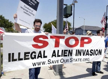 Image result for stop importing crime illegal